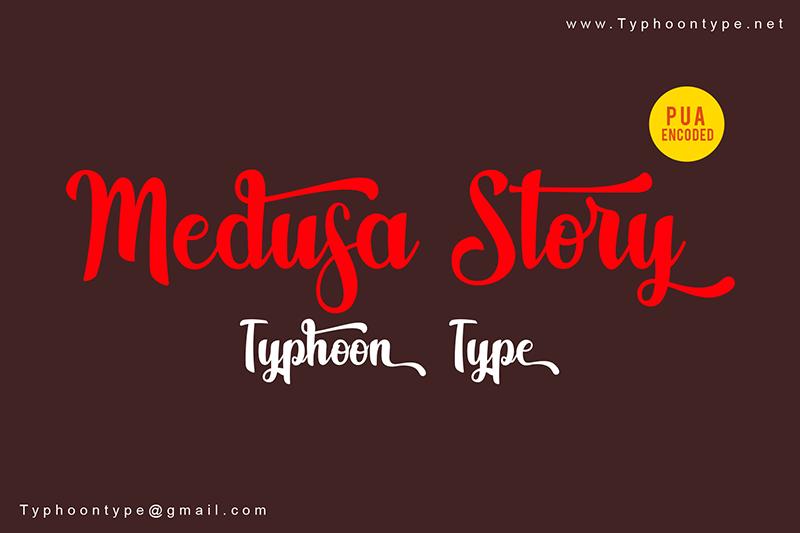 Medusa Story - Personal Use