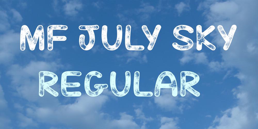 Mf July Sky