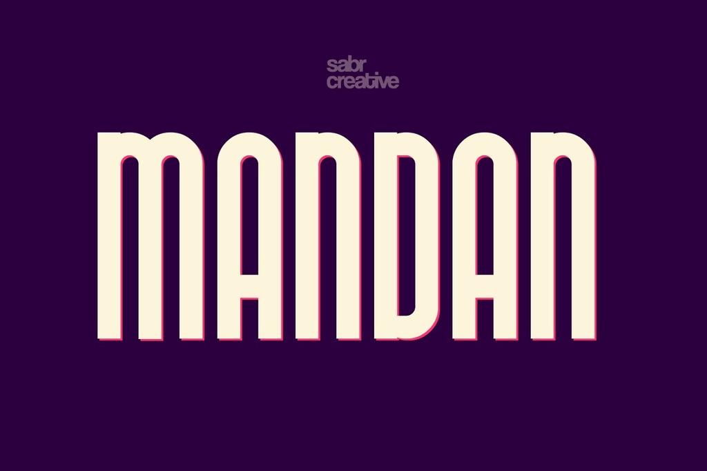 Mandan Demo