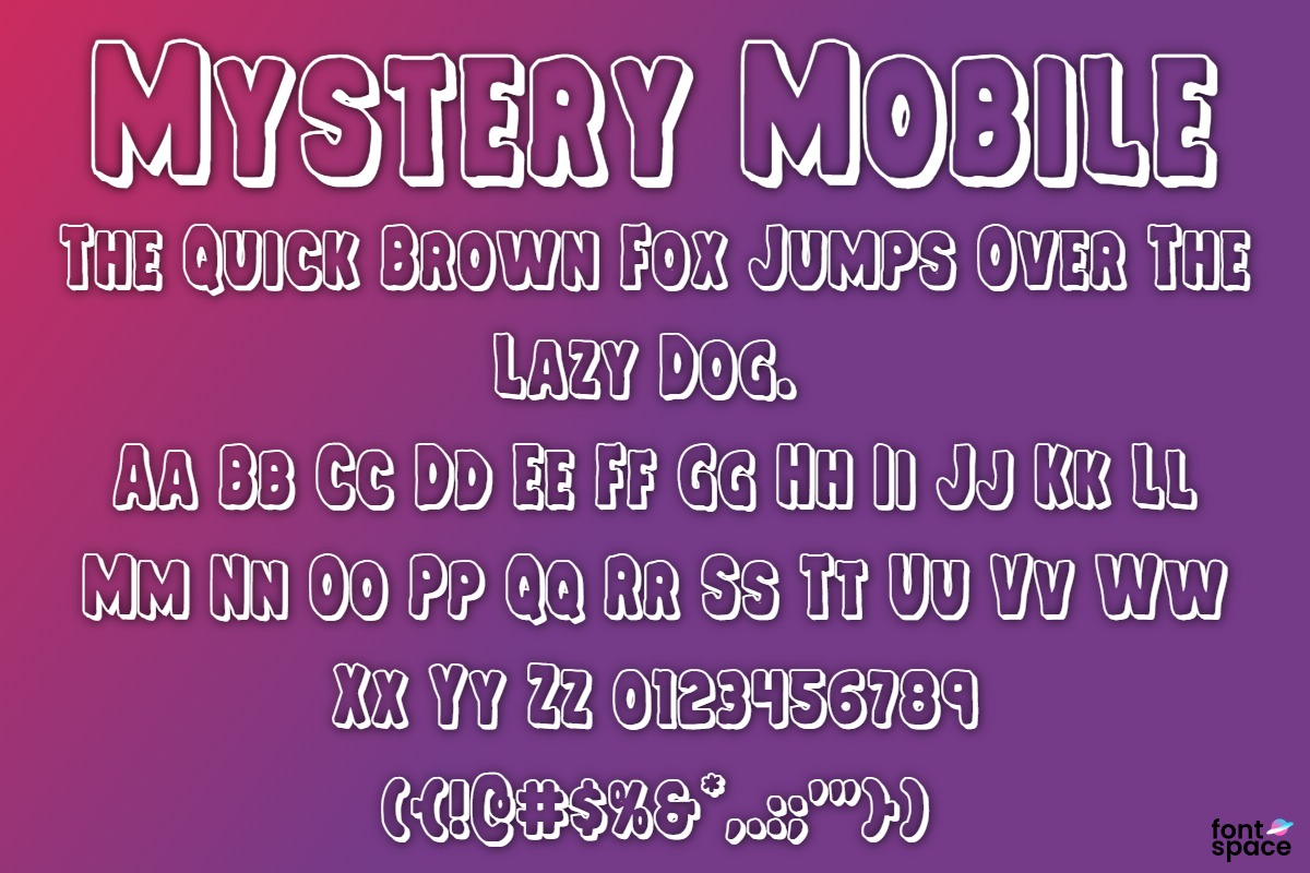 Mystery Mobile Rotalic
