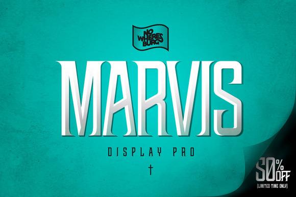 NWB Marvis Display