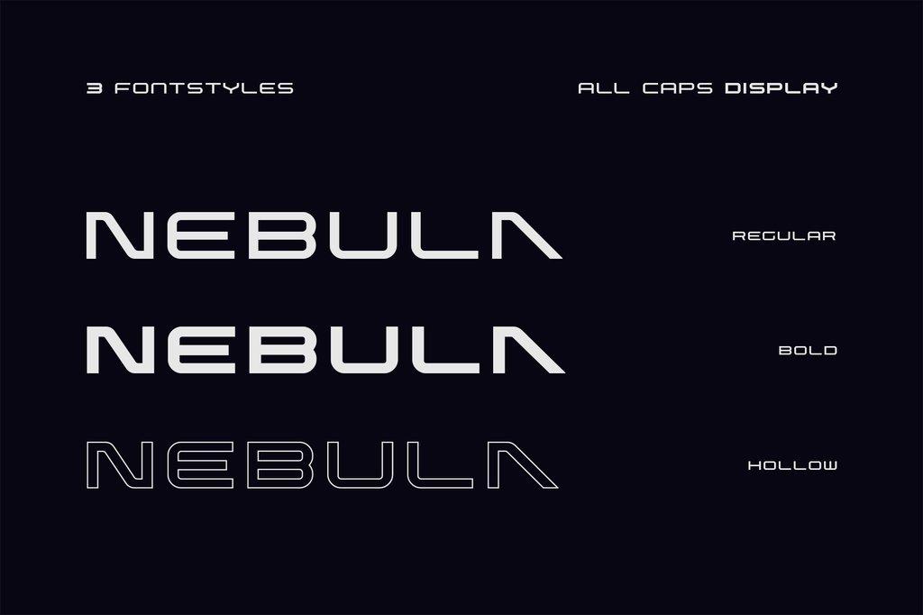 Nebula headline