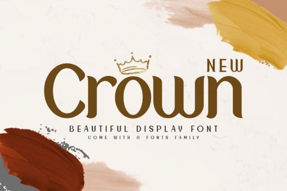 New Crown Normal Italic