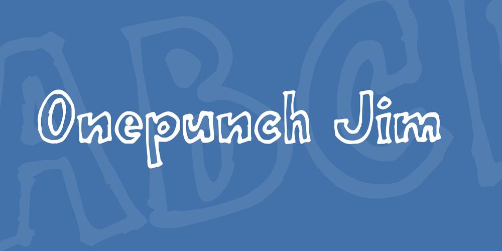 Onepunch Jim