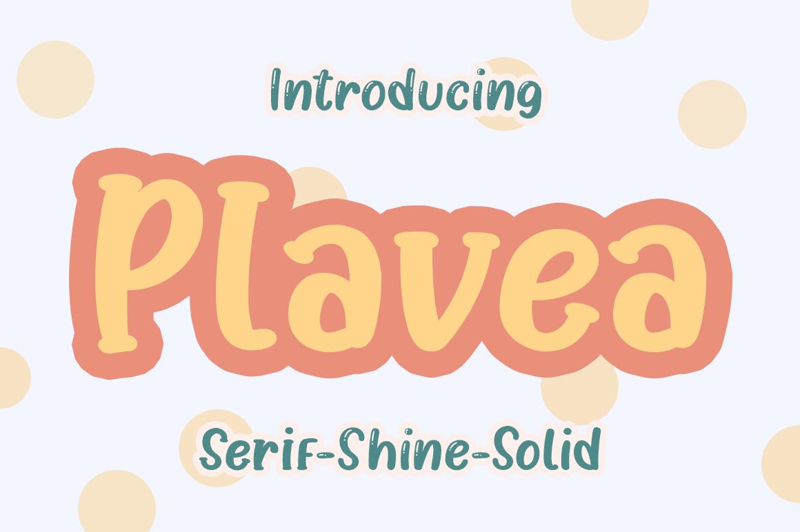 Plavea - Shine