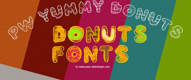 PW Yummy Donuts