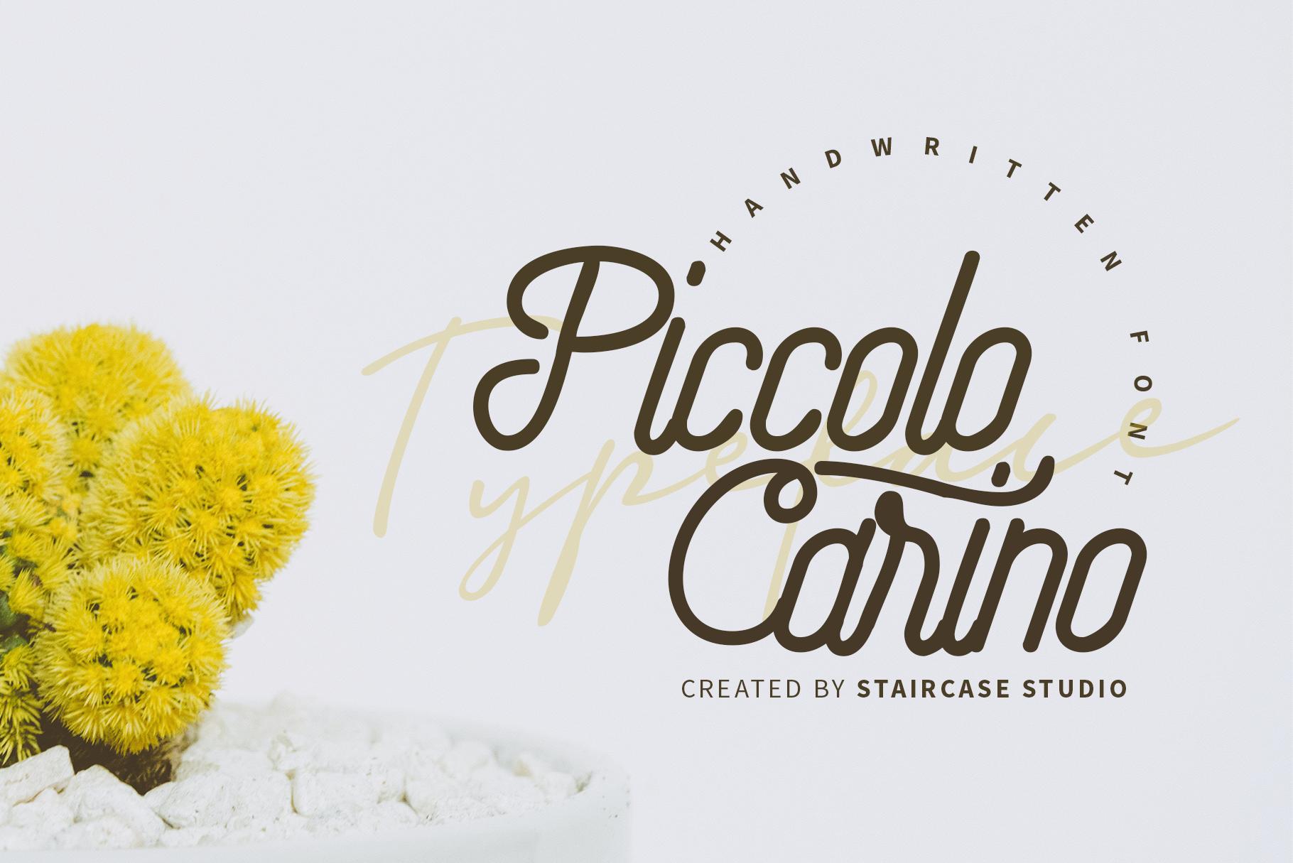 Piccolo Carino Tilted Back
