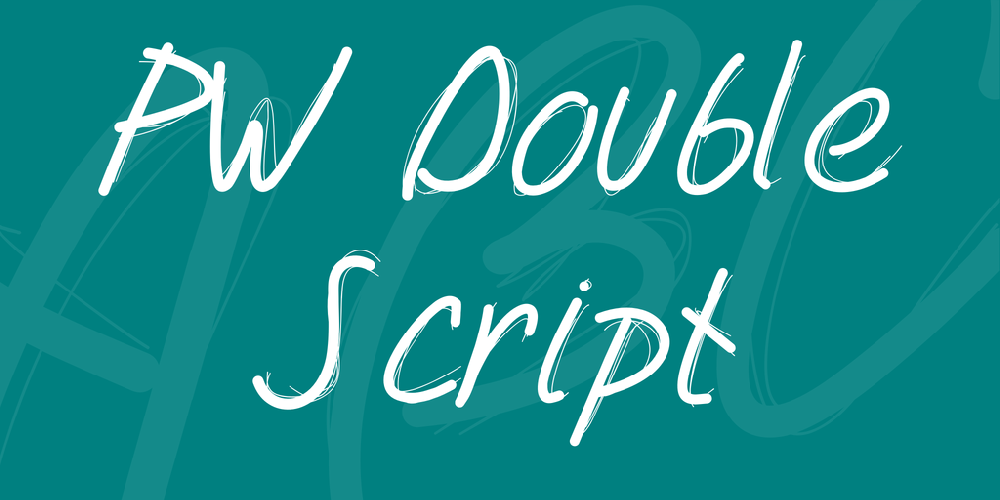 PW Double Script