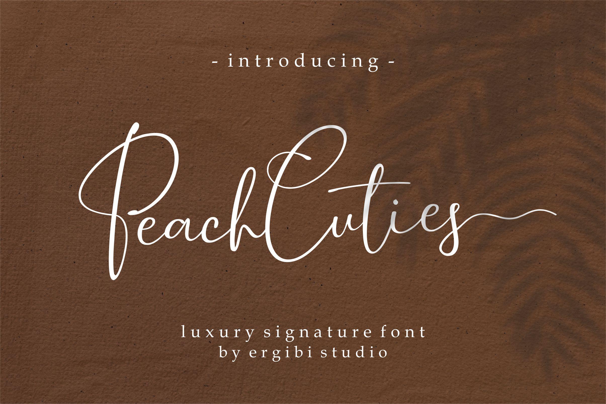 PeachCuties