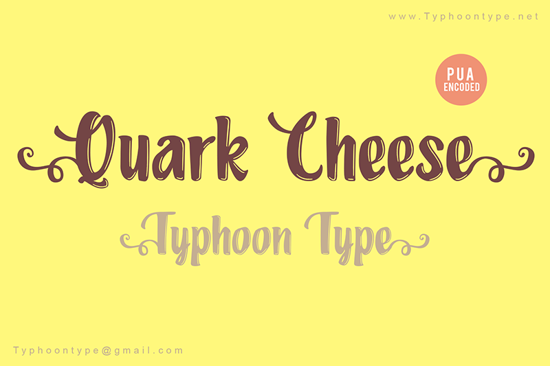 Quark Cheese - Personal Use
