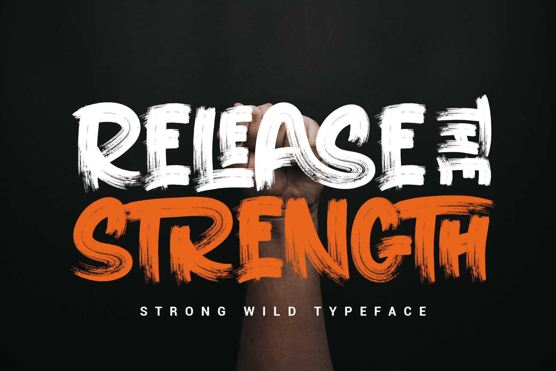 RELEASE THE STRENGTH