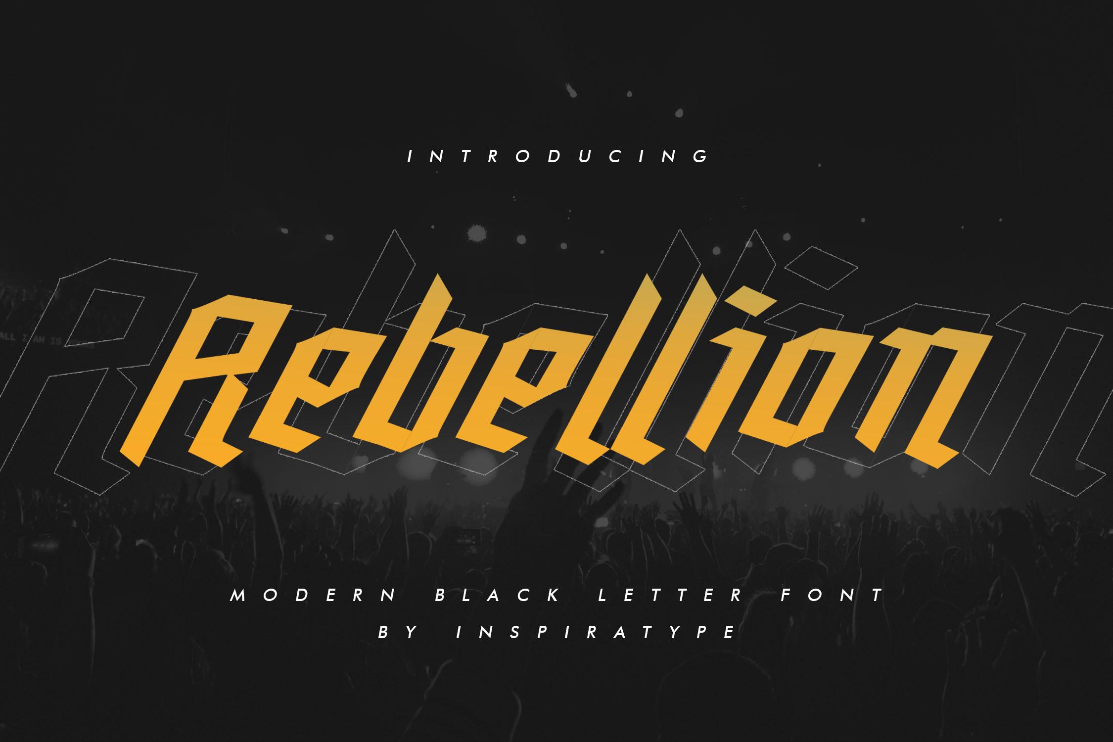 Rebellion FREE