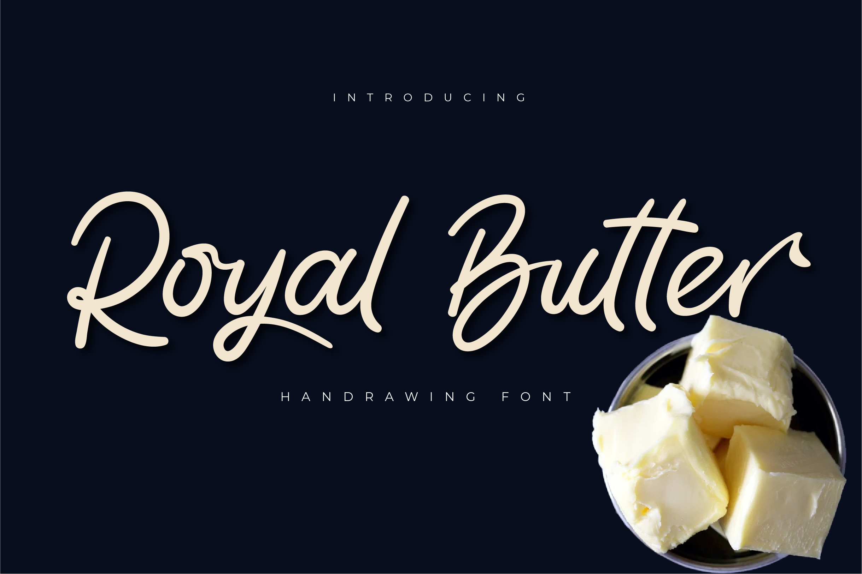 Royal Butter