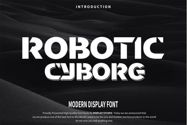 Robotic Cyborg
