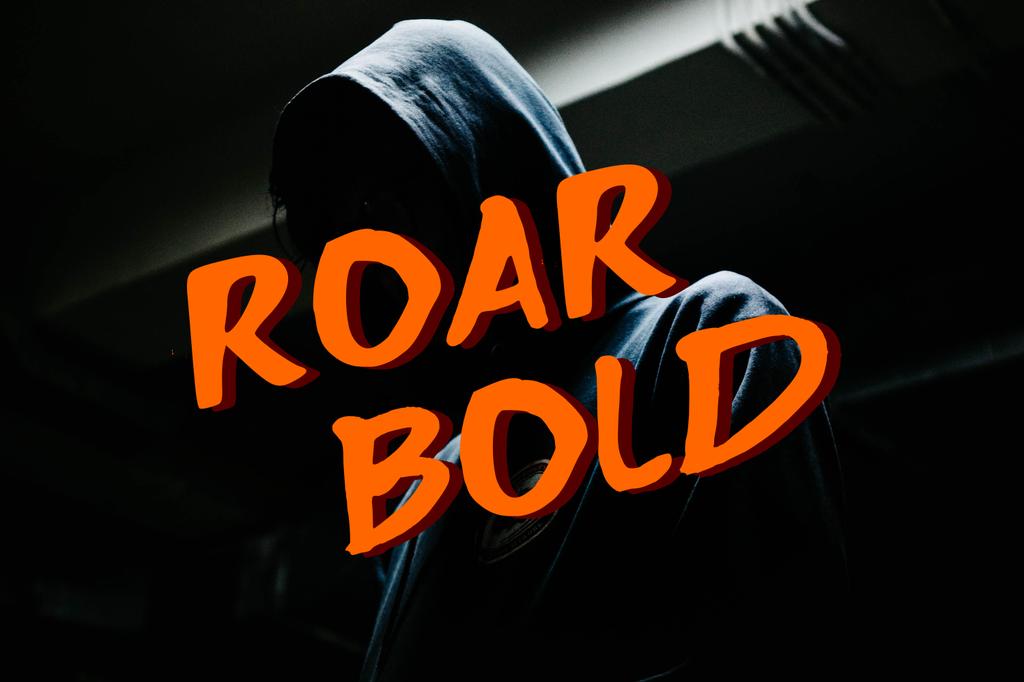 Roar comic