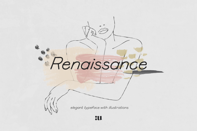 Renaissance sans serif