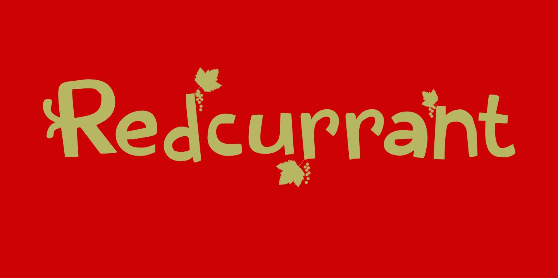 Redcurrant DEMO
