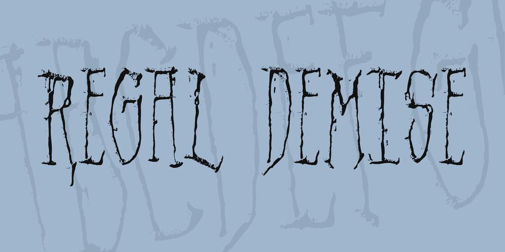 Regal Demise
