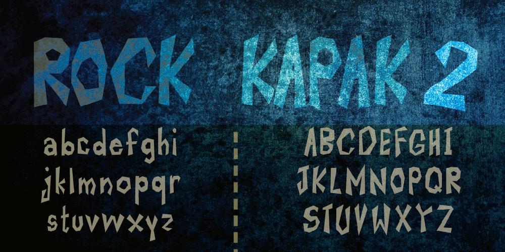ROCK KAPAK 2
