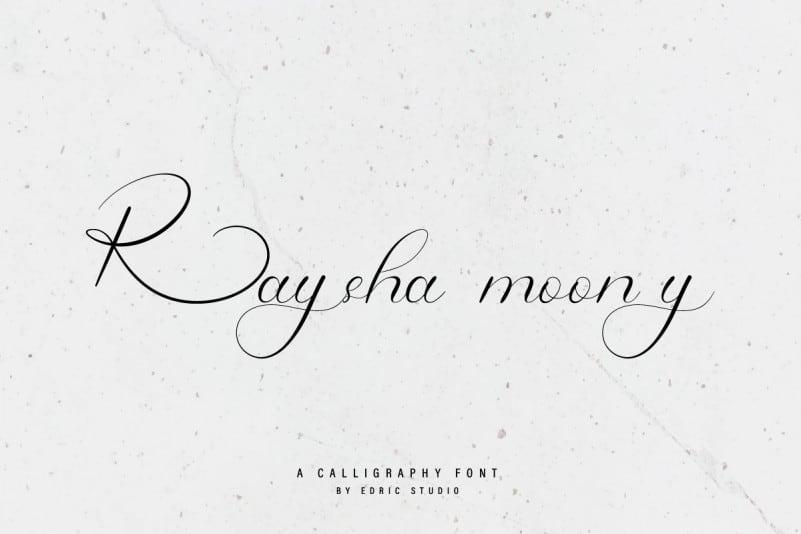 Raysha Moonly Demo