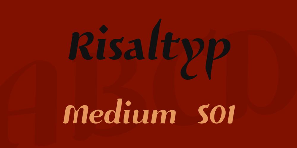 Risaltyp