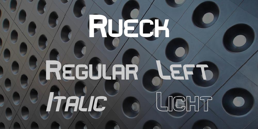 Rueck