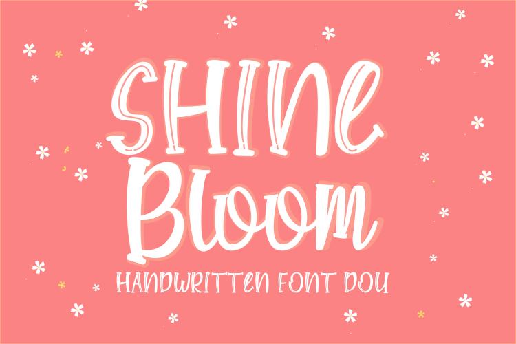 Shine Bloom Line