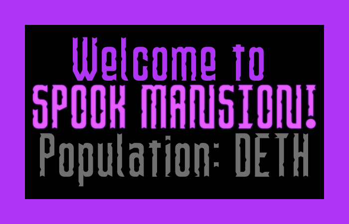 Spook Mansion