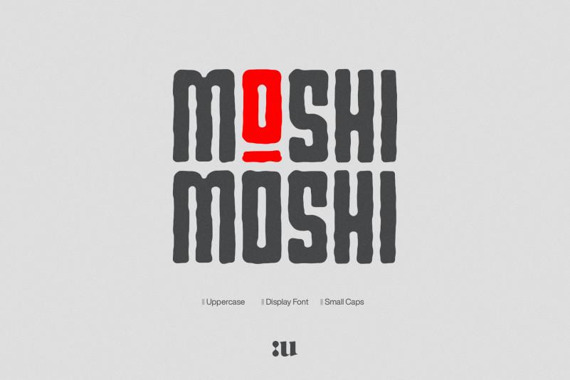 Moshi Moshi Tiny