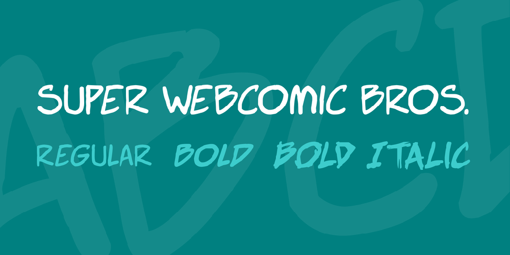 Super Webcomic Bros.