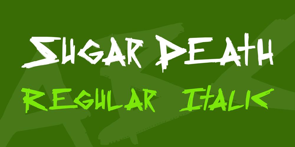Sugar Death 2