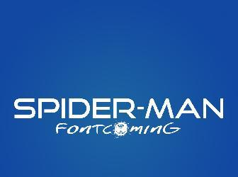 Spider Man Homecoming Font Download