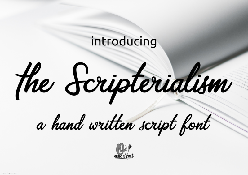 Scripterialism