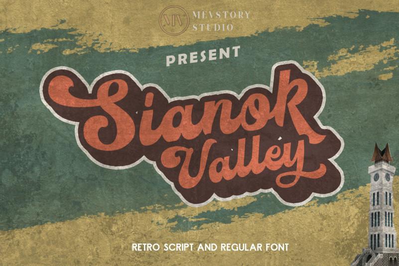 Sianok Valley