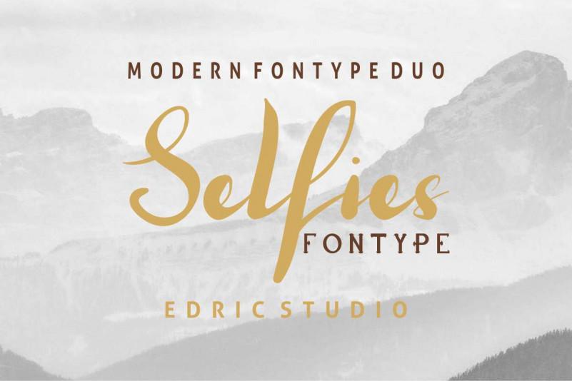 Selfies Demo Script