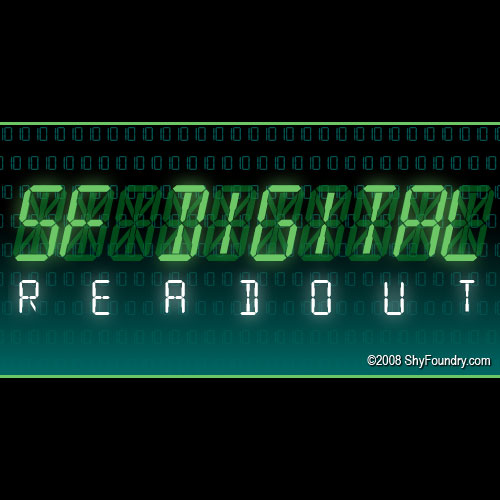 SF Digital Readout