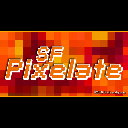 SF Pixelate