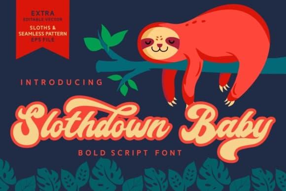 Slothdown Baby