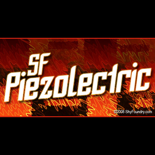SF Piezolectric