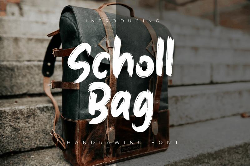 Scholl Bag