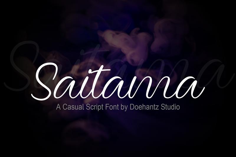 Saitama italic
