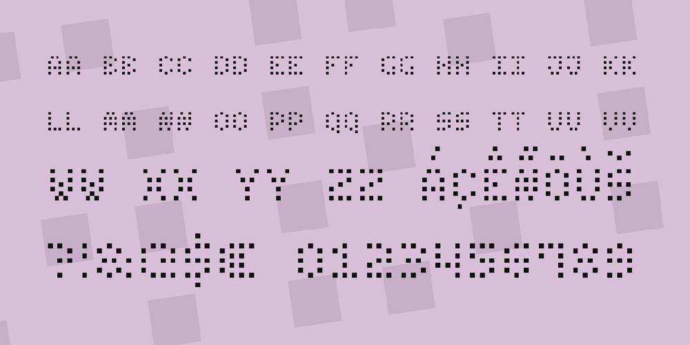 Small Dot Digital-7