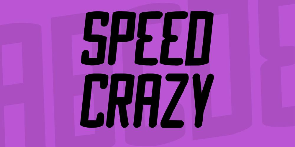 Speed Crazy