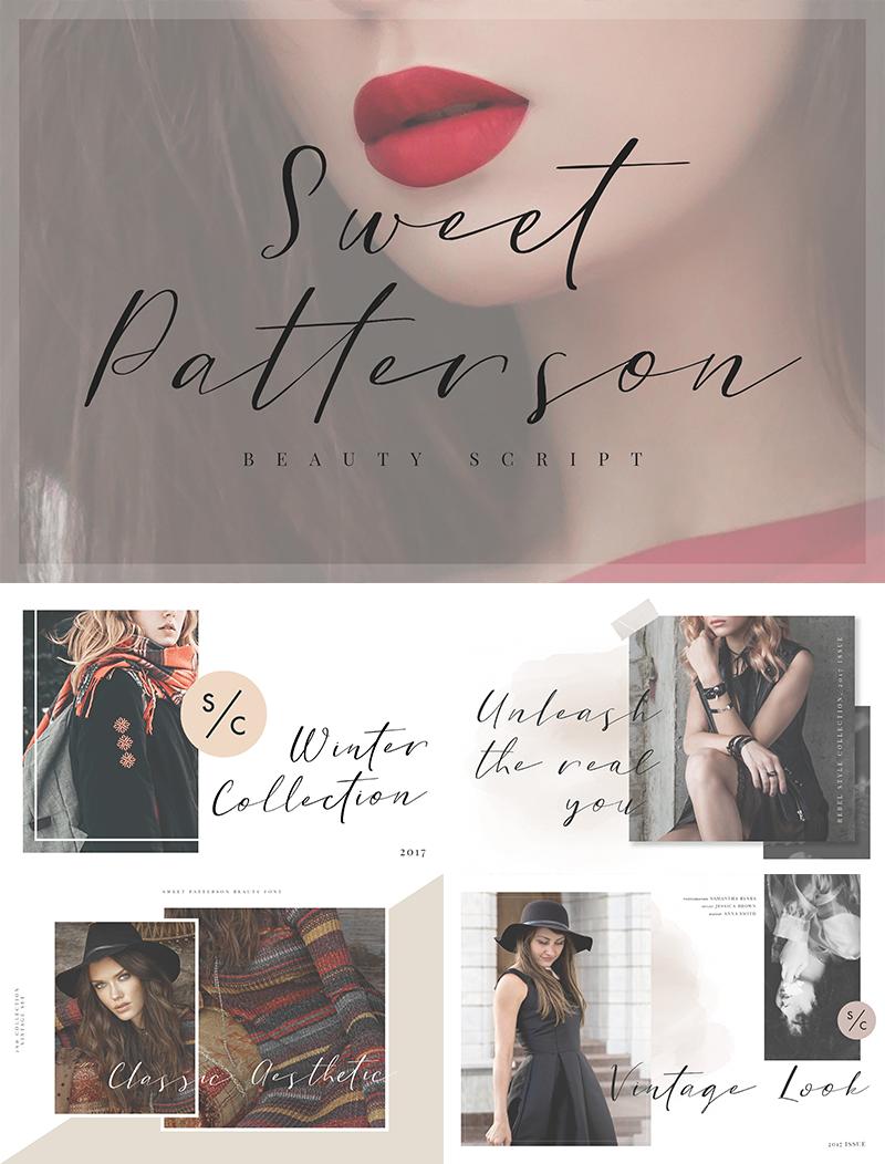 Sweet Patterson DEMO