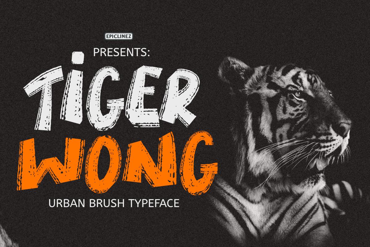 Tiger Wong Demo