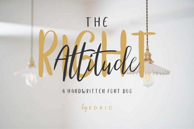 Right Attitude Demo
