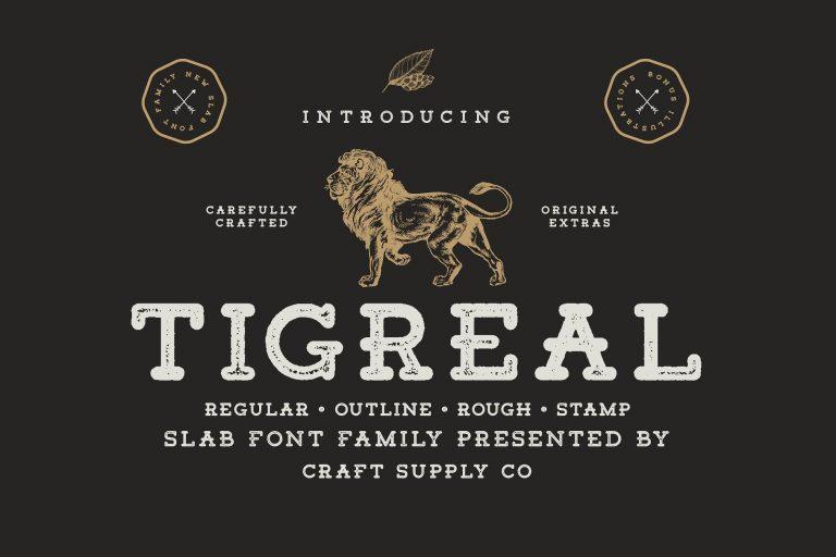 Tigreal Free Rough