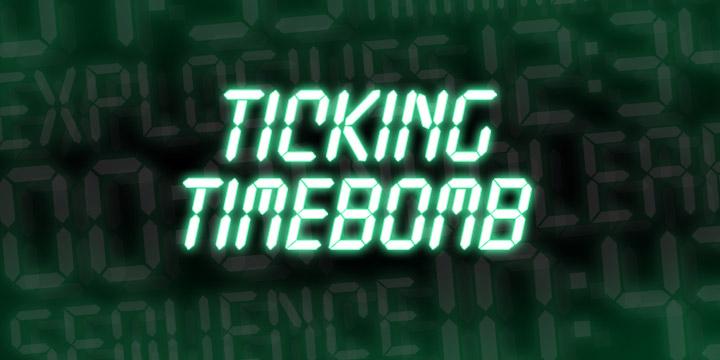 Ticking Timebomb BB