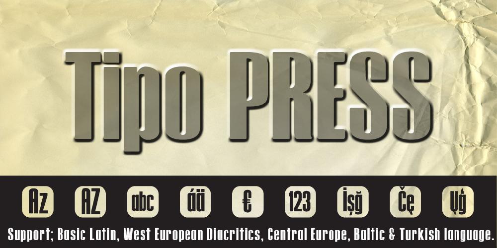 Tipo PRESS