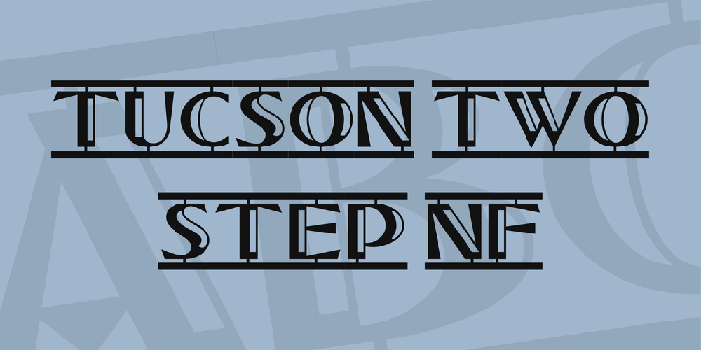 Tucson Two Step NF